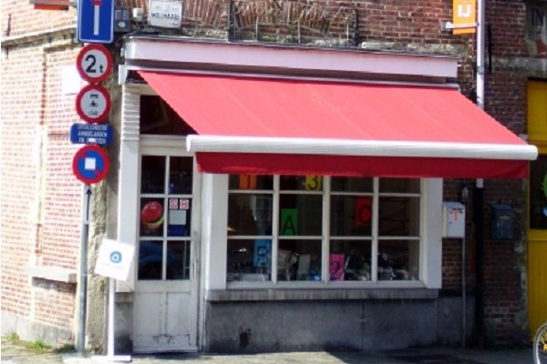 Gent Molenaarsstraat